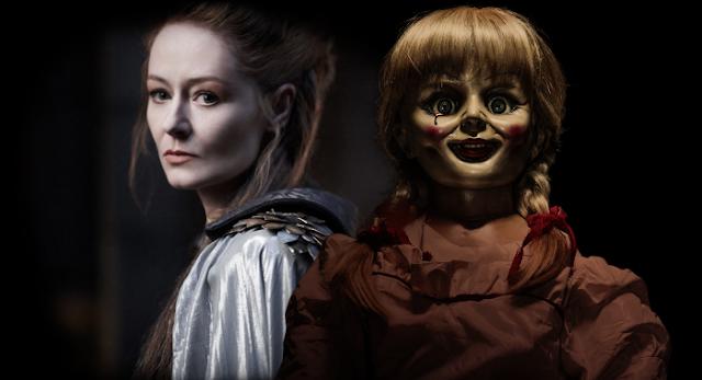 Annabelle 2 | Miranda Otto se junta ao elenco, veja a primeira imagem dos bastidores