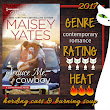 4 stars-- Seduce Me, Cowboy (Copper Ridge: Desire #3) by Maisey Yates