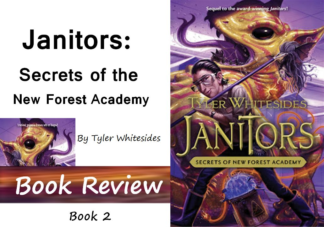 I Love To Read And Review Books Janitors Secrets Of New Forest