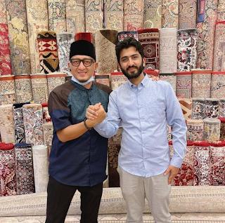 Ust. Zacky Mirza dan Atta ul Karim