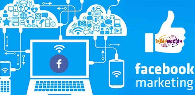استخدام Facebook كأداة للتسويق عبر الإنترنت