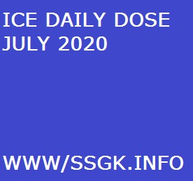 ICE DAILY DOSE JULY 2020