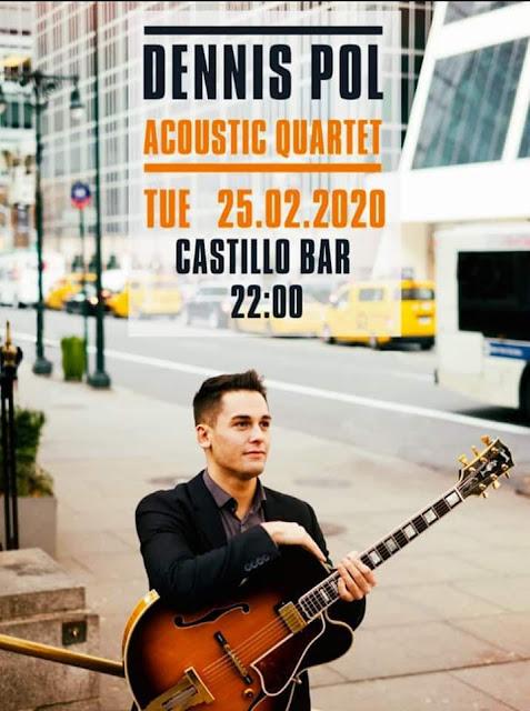 Ιωάννινα:Ο Dennis Pol  αύριο στο Castillo!