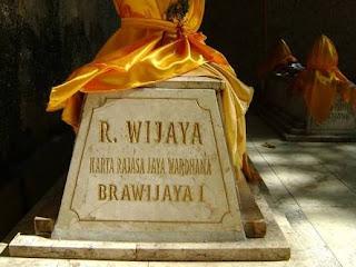 Makam Raden Wijaya Majapahit