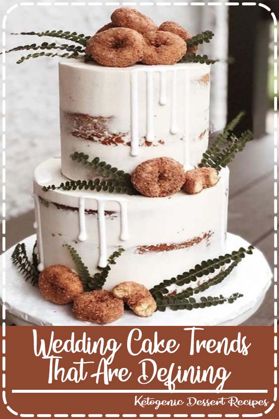 One of the most important accents of your amazing wedding day is wedding cake The Wedding Cake Trends That Are Defining 2019