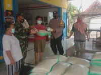 BPNT Desa Ketangirejo Kecamatan Godong Di Bagikan KPM : Selama Ini Tidak Ada Keluhan