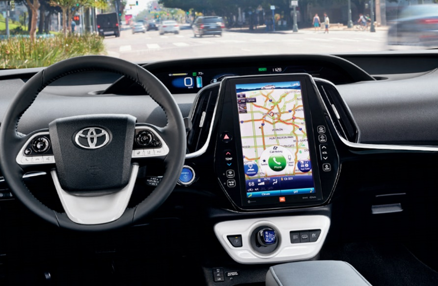 2018 Toyota Prius Prime Review And Release Date Auto