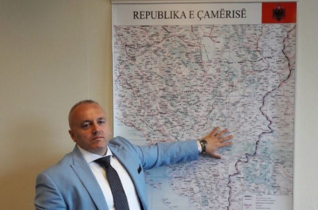 Festim Lato, the self-proclaimed President of Chameria has been killed; doubts on Greek secret service