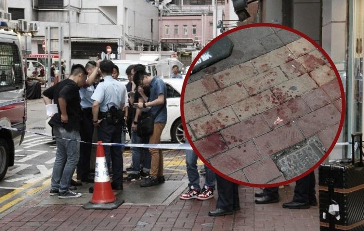 2 Orang Terluka Jadi Korban Perampokan di Mong Kok , Polisi Buru 4 Pria Asia Selatan