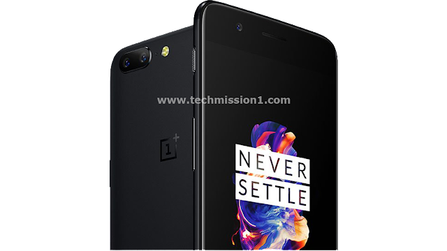 one plus 5t design
