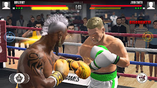 Real Boxing 2 Game