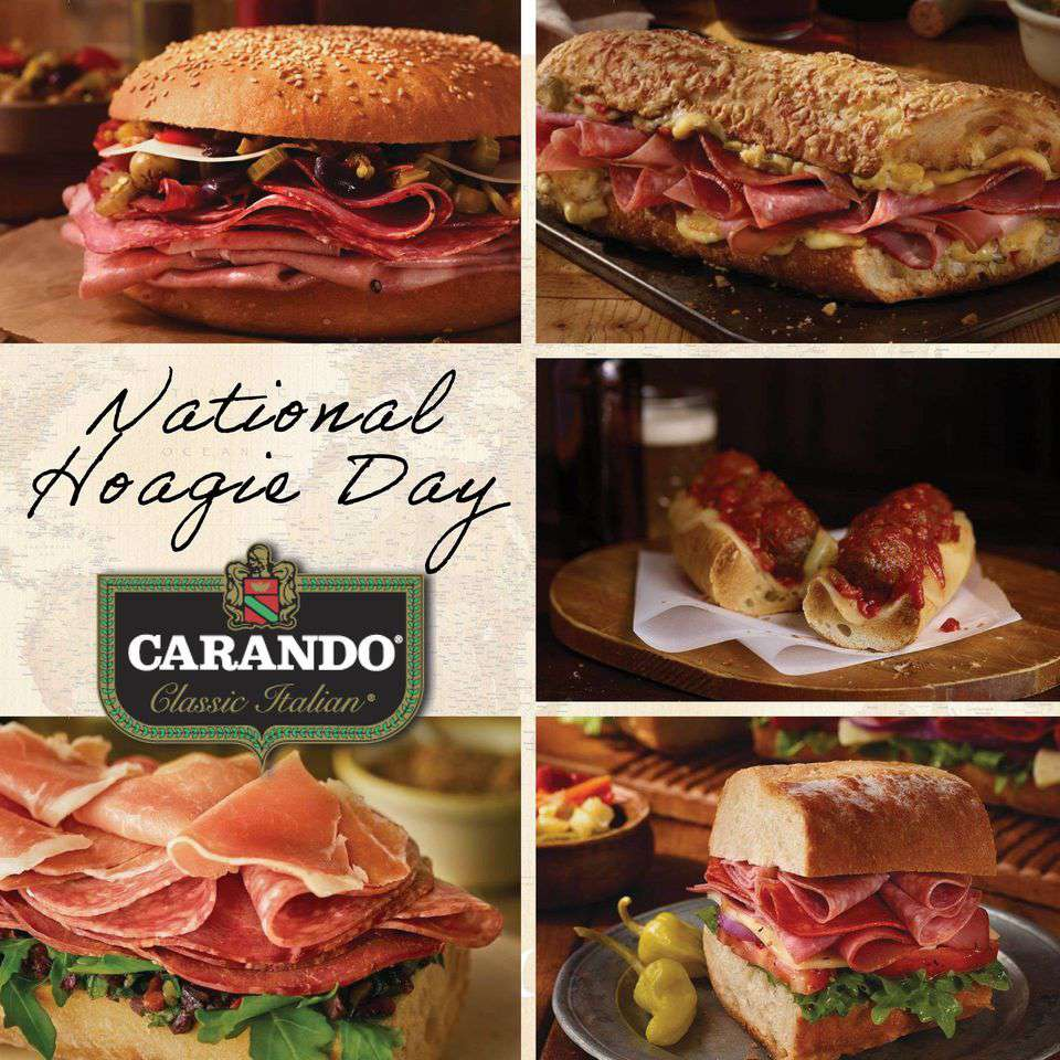 National Hoagie Day Wishes For Facebook
