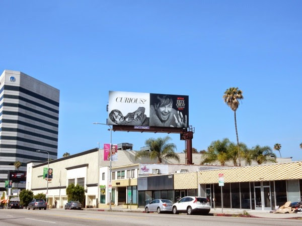 Fifty Shades of Grey Derek spoof billboard