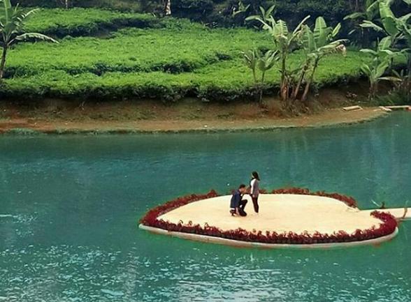 Barusen Hill Ciwidey Tempat Wisata Keren Di Bandung Wisnusa Com