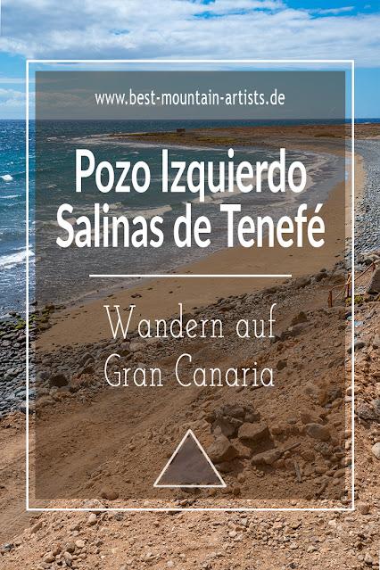 Salinas del Matorral - Pozo Izquierdo - Salinas de Tenefé | Wandern Gran Canaria 04