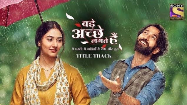 Bade Achhe Lagte Hain season 2 Title Song Lyrics - Disha Parmar - Nakuul Mehta - Amit Kumar