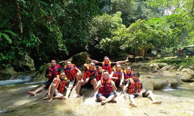 Paket Basic Citumang Body Rafting