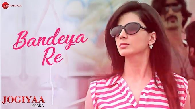 Bandeya Re Lyrics in Hindi - Altamash Faridi