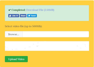 Cara Menghilangkan Suara Video Secara Online