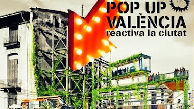 Pop up València: reactiva la ciudad