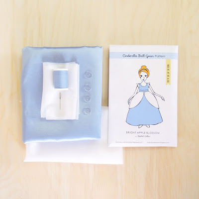 disney princess, sew a dress, sew a costume
