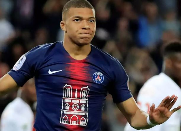 Mbappe reveals one player he wants to emulate