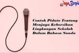 Teks Pidato Bahasa Indonesia Tentang Lingkungan