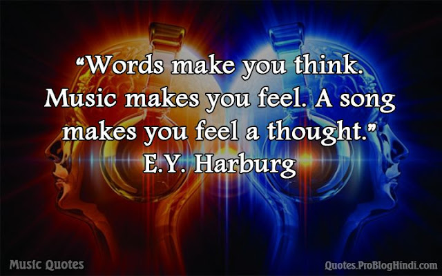 music quotes for fb