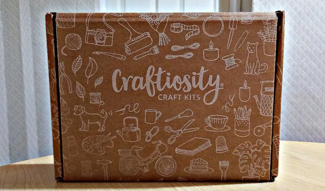 Craftiosity! A craft subscription box.
