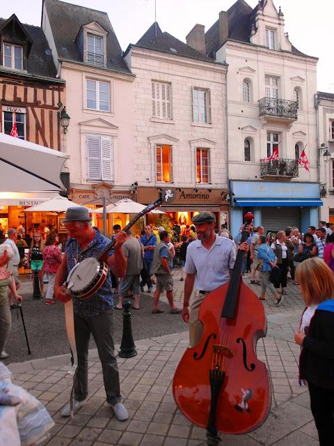 Loiredalen - Frankrike