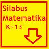 Inilah Silabus Kelas Matematika VII K~13 dan Pengembangannya