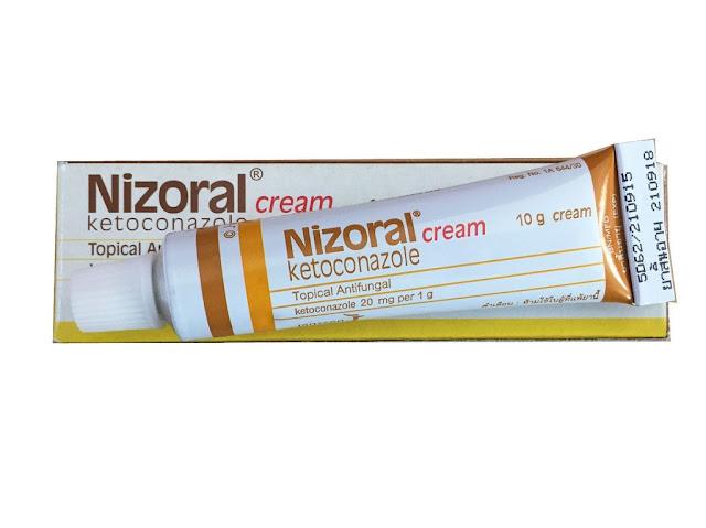 NIZORAL® CREAM CHỮA MỐC CHO GÀ CHỌI