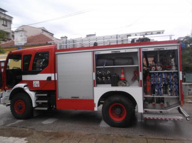 Пожар унищожи магазин в село Дъбрав край Балчик