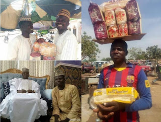 Bread seller Appointed as SSA to Governor, Vows to continue his trade