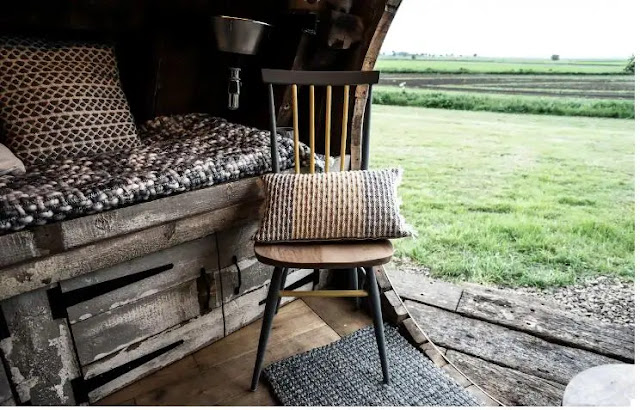 Unique glamping experience near Ely & Cambridge, United Kingdom