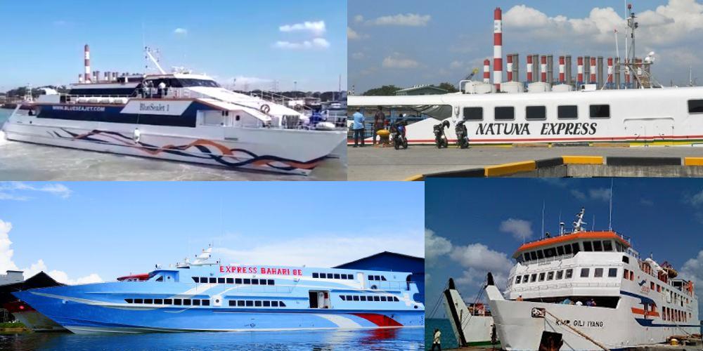 Jadwal kapal Gresik Bawean Terbaru 2019