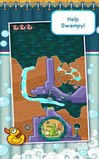 Where's My Water? Apk - Free Download Android Game