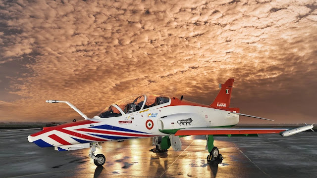 HAL BAE Advanced Combat Hawk - 01