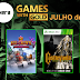 Games With Gold - Julho de 2019