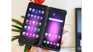 handphone LG V60 ThinQ 5G