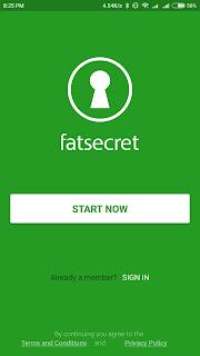FatSecret Calorie Counter Aplikasi Android untuk Diet