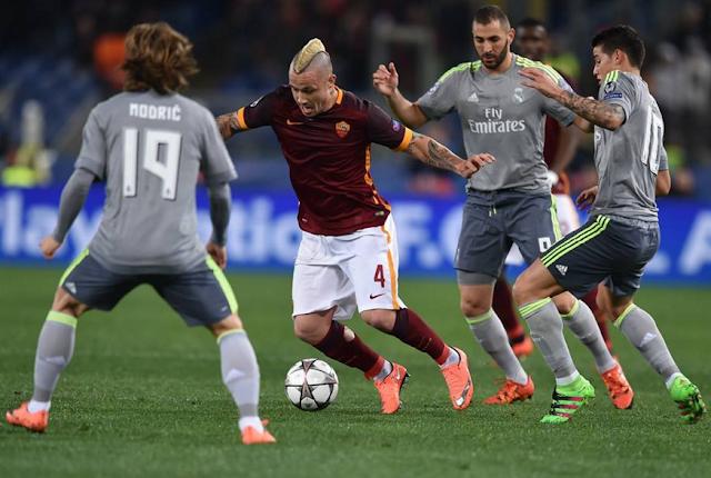 Gallery Photo: Roma 0-2 Real Madrid, Liga Champions 18 Feb 2016
