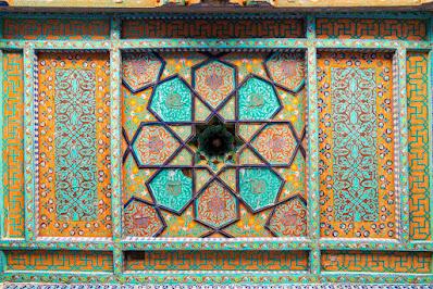 """Ceilings of Uzbekistan"" 2"