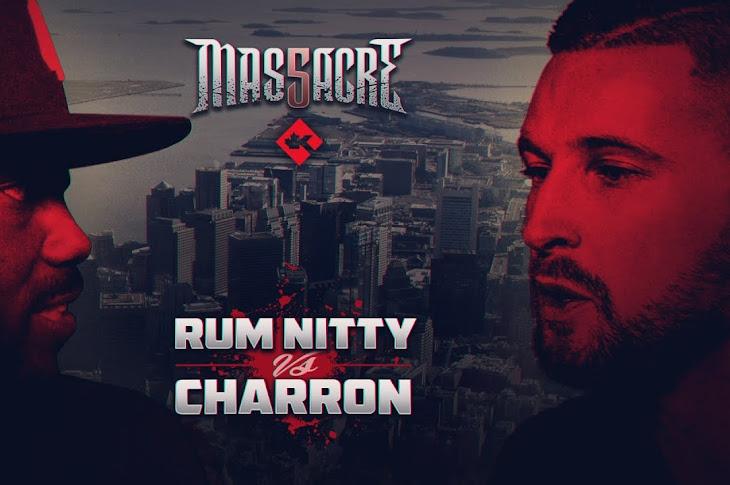 King Of The Dot Presents: Rum Nitty vs Charron
