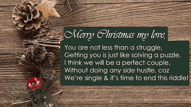 Merry christmas to my husband quotes