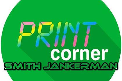 Lowongan Print Corner Pekanbaru Agustus 2018