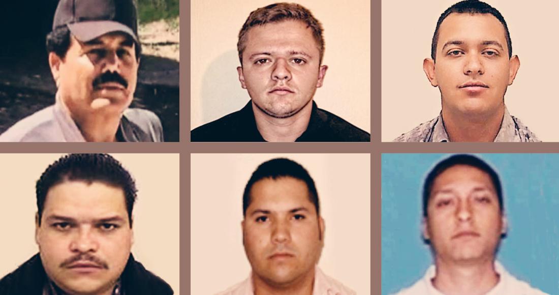 """""""El Mayo"""", """"El Mencho"""" y otros capos que se agazaparon este sexenio y esperan el que viene."""