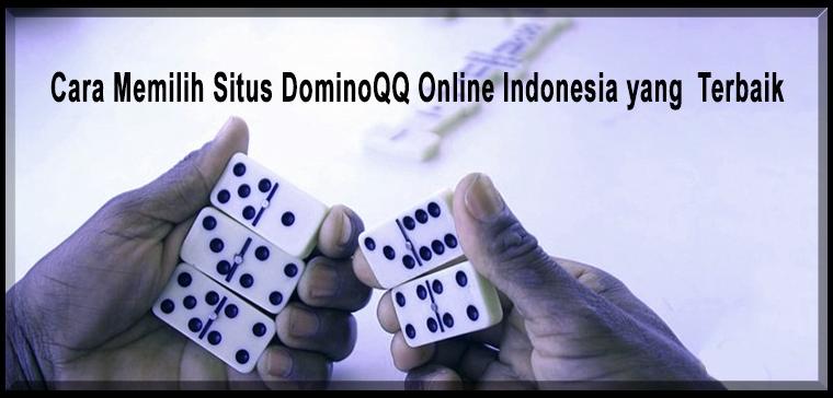 4 Situs Judi DominoQQ Online Terpercaya