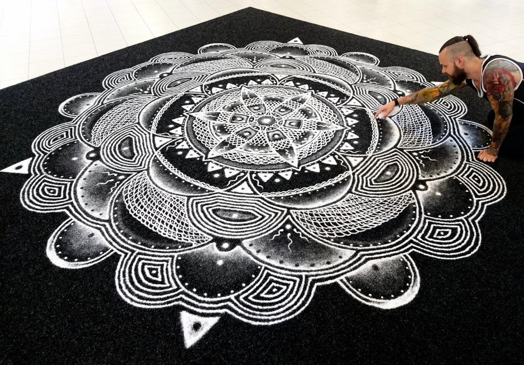 13-Large-Mandala-Dino-Tomic-aka-AtomiccircuS-Kitchen-Salt-Temporary-Drawings-www-designstack-co