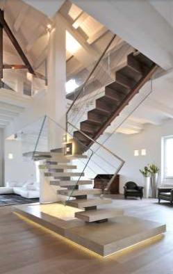 tangga rumah terbaru
